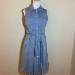 who what wear Womens Midi Shirt Dress Size M